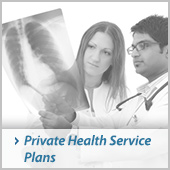 Private Health Service Plans - Gilbert Benefit Consulting